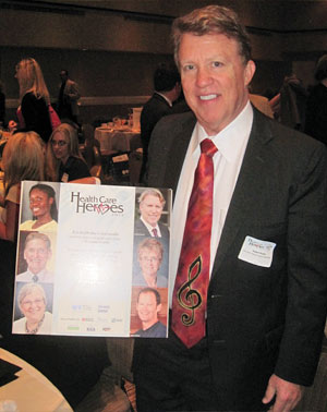 Dr. Kuske is named a Phoenix Business Journal Health Care Hero - August 2012.